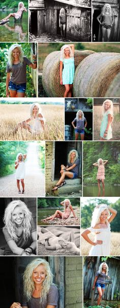 great senior pic ideas!