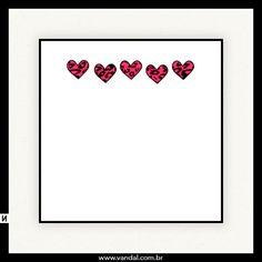 corações, onça, amor, rosa
