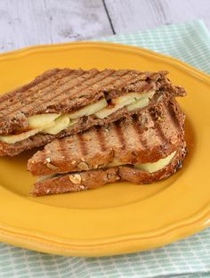 Appel-kaneel tosti - Laura's Bakery