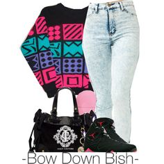 A fashion look from June 2014 featuring Juicy Couture shoulder bags. Browse and shop related looks.