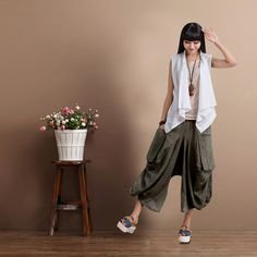 Hey, I found this really awesome Etsy listing at https://www.etsy.com/listing/190350466/casual-loose-fitting-comfortable-and