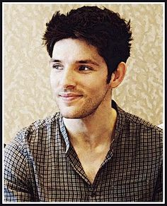 Colin Morgan. Merlin and so much more!