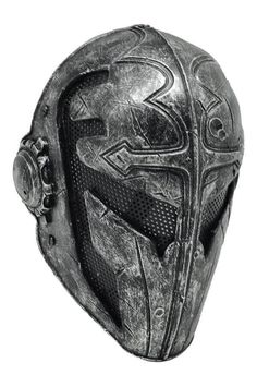 NEW - Knight Templar Mask ★★★