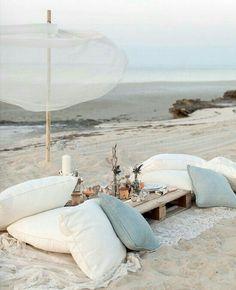 beach blanket bliss