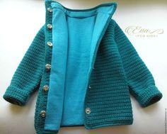 Baby Sweater Knitting Pattern, Crochet Beanie Pattern, Crochet Jacket, Crochet Cardigan, Baby Knitting, Crochet Baby Shoes, Crochet For Boys, Baby Blanket Crochet, Diy Crochet