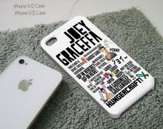 Joey Graceffa Cover  iPhone 4 4S iPhone 5 5S 5C and by JumatKliwon, $13.99