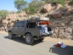 ExPo 70 Series Registry - Page 4 - Expedition Portal Toyota Lc, Toyota Fj40, Toyota Trucks, Jeep Truck, Pickup Trucks, Land Cruiser 70 Series, Off Road Adventure, Expedition Vehicle, Cool Gear