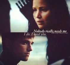I DONT CARE HOW MANY TIMES I HAVE REPINNED THIS EXCHANGE IT IS ONE OF THE FEELIEST BEST LINES IN CATCHING FIRE