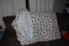 Pack n play sheets - tutorial on how to make them!! Whooohoooooo!!!!! (Great blog, too!)