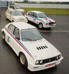 Citroen Visa Psa Peugeot Citroen, Citroen Car, Manx, Car Racer, Vintage Race Car, France, Rally Car, Cool Cars, Race Cars