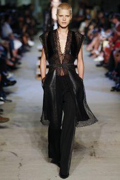 Givenchy - NYFW 2015