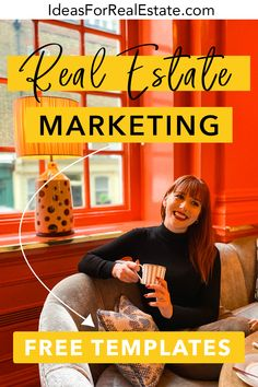 Get access to my greatest collection of cheatsheets and guides that reveal all my best tips and tricks for real estate agents to improve their marketing, social media, branding, lead gen, and more!