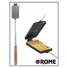 Campfire Waffle Iron