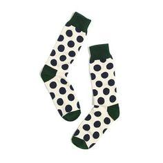 Madwell Polka Dot Socks #currentlyobsessed