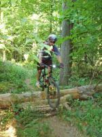 Mohican Mountain Bike Trail in Loudonville, Ohio    SINGLETRACKS.COM