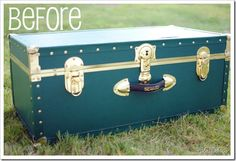 PBJstories: Organizing in 2012: Filing Trunk DIY project