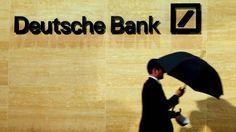 La crisis del Deutsche Bank resucita el temor al colapso financiero – The Bosch's Blog
