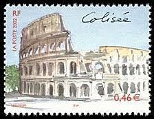 """Résultat de recherche d'images pour """"roma illustration timbre"""" Rome, Isle Of Capri, Outre Mer, Monuments, Interesting Buildings, Scrapbook Templates, Pompeii, Amalfi Coast, Stamp Collecting"""