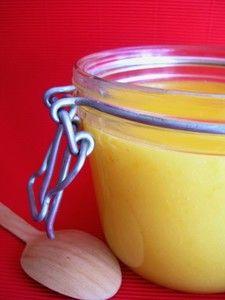lemon curd recette Pierre Hermé
