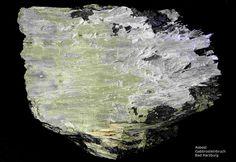 Asbest-----------------------Harzer Gabbro-Steinbruch der Norddeutsche Naturstein GmbH, Bad Harzburg, Niedersachsen, Germany, Copyright © H. Stoya