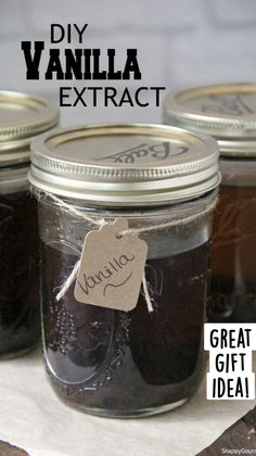 Homemade Spices, Homemade Vanilla, Homemade Gifts, Diy Gifts, Canning Recipes, Top Recipes, Copycat Recipes, Spice Mixes, Spice Blends