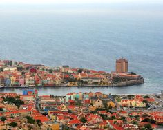 Curacao Island.  Possible 25th anniversary (12/31/13) vow renewal here.  Jim was here when he proposed to me by phone.  I was in Virginia Beach.