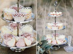Lasst euch für eure Vintage-Hochzeit inspirieren - mit diesem styled shoot mit…