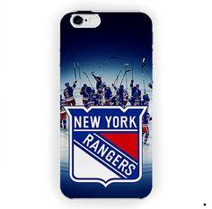 New York Rangers Nhl Team Sport For iPhone 6 / 6 Plus Case