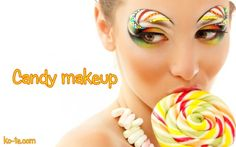 candy makeup - Google Search