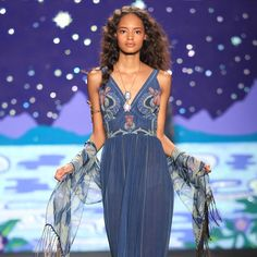 COLLECTION 2014 - ANNA SUI SPRING 2014