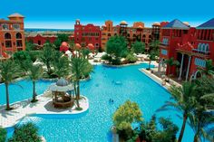 The Grand Resort (5 stars*****), Hurghada, Egypt - The most beautiful Hotel I've ever visited! Sooo fascinating at day and sooo romantic at night! :)