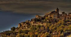 un automne en Provence - village de Gordes, Vaucluse