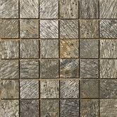 """Found it at Wayfair - Natural Stone 2"""" x 2"""" Honed Slate Mosaic in Golden Green"""