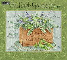 Herb-garden-2015-Calender (132 pieces)
