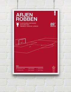 Rick Hincks, Arjen Robben, football series