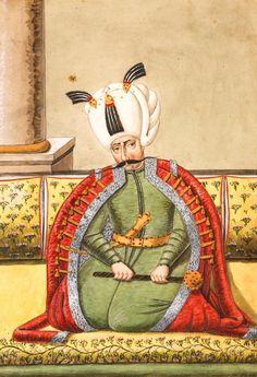 Yavuz Sultan Selim I (1512-1520)