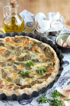 Easter Recipes, Easter Food, Muffins, Quiche, Finger Foods, Italian Recipes, Hamburger, Food And Drink, Pizza
