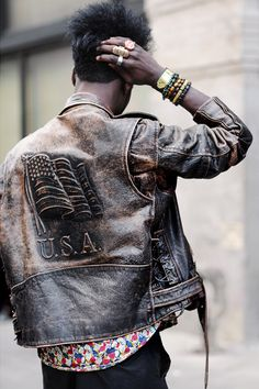 MenStyle1- Men's Style Blog - Men's leather jacket. Online Men's Clothes ...