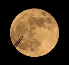 """""""Fly Me To The Moon....."""" by Photo-Genesis #commercial aviation"""