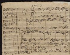 i12bent:    One more gem from the Morgan Library:  Johann Sebastian Bach: Der Herr ist mein getreuer Hirt, BWV 112 - autograph manuscript,  1731 Apr. 8  Doesn't it make your heart leap for joy to see how ol' Johann made his notes dance on the page?