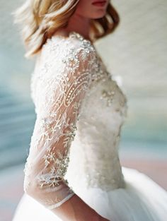 Dress: Sareh Nouri // Photography: Laura Gordon, mariée, bride, mariage, wedding, robe mariée, wedding dress, white, blanc