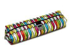 Barevné sardinky vás potěší ve škole i v kanceláři. Pouzdro o velikosti 21 x 3,5 x 6,5 cm můžete využít nejen jako penál, ale i jako praktické pouzdro na drobnosti jako je kosmetika, mp3 Bracelets, Bracelet, Arm Bracelets, Bangles, Super Duo