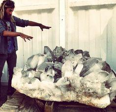 Guatemala & Crystals | Bahgsu Jewels ☾✧