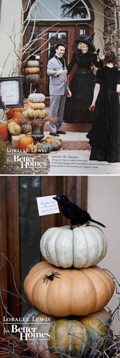 Loralee Lewis For Better Homes And Gardens Halloween Magazine. Download All  The FREE Printables At Www.bhg.com/bewitching | Halloween | Pinterest |  Free ...