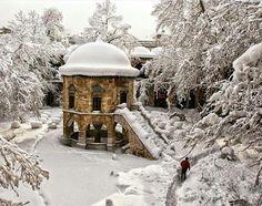 Kozahan da kış - Bursa