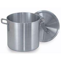 "Value Series ACST-40-L Aluminum Stock Pot - 40 Qt., 14-1/2""Diam. by Value Series. $59.99"