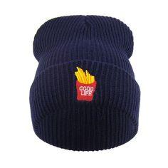 French Fries Good... http://www.jakkoutthebxx.com/products/2016-winter-hats-harajuku-cute-fries-embroidery-casual-men-women-gorro-warm-elastic-hip-hop-hat-female-beanies-cap6a81-navy-blue?utm_campaign=social_autopilot&utm_source=pin&utm_medium=pin  #wanelo #shoppingtime #whattobuy #onlineshopping #trending #shoppingonline #onlineshopping #new