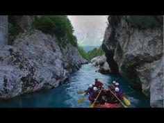 Dolina Soče -- Soca Valley -- Valle dell'Isonzo -- Soča Tal