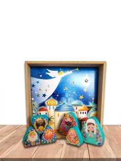 Laser Cut Mdf, The Scene, Baby Jesus, Mdf Wood, Best Christmas Gifts, Nativity, Things To Come, Creative, Modern