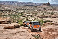 Out wheelign in Moab. #jeep #jeeping #offroad #offroading #wheeling #desert #moab